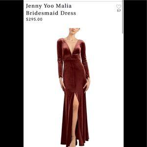 ISO Jenny Yoo Malia English Rose Dress Size 4